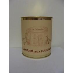 Réf 62 Canard aux raisins...