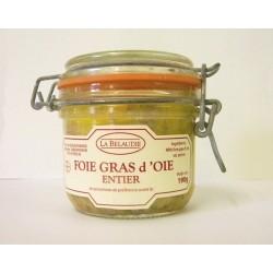 Réf 31 Foie Gras d'Oie...