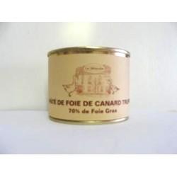 Réf 04 Pâté de foie gras de...