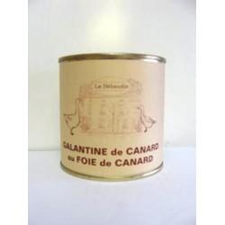 Réf 12 Galantine de Canard...