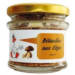 Bel02 - Bélaudine aux Cèpes...