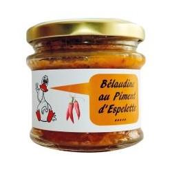 Bel09 - Bélaudine au piment...